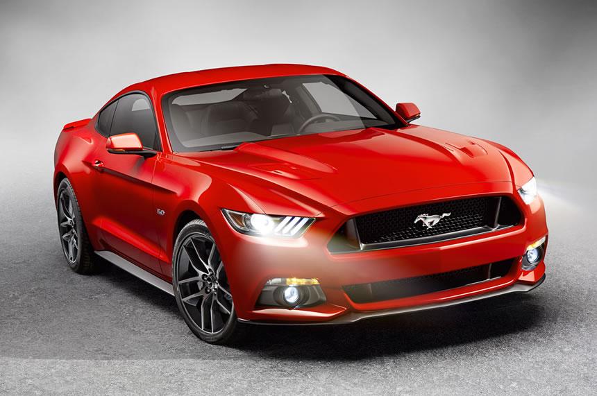 Mustang-Madness-at-Galpin Motors