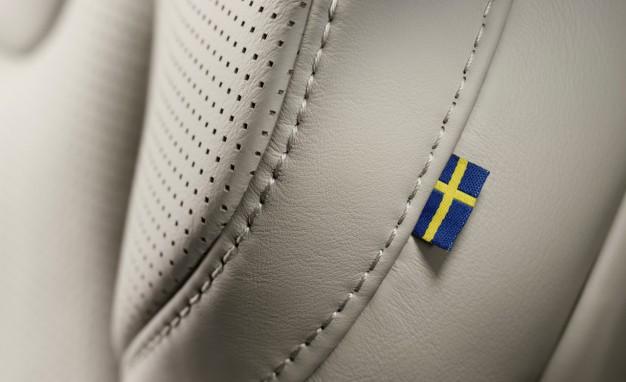 Swedish-flag-label-passenger-seat