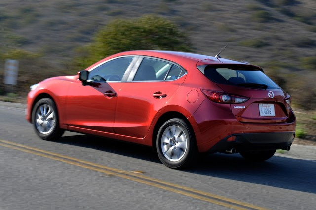 Galpin Ford Parts >> 2014 Mazda3 review: Best tech compact is also the best-handling small car