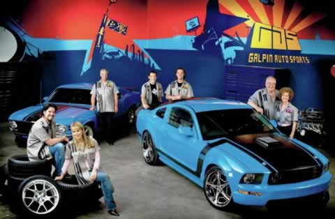 60 Years of Galpin Ford - Galpinizing the Mustang