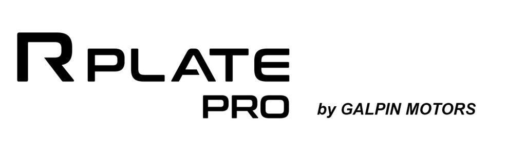 rplate pro by galpin motors logo