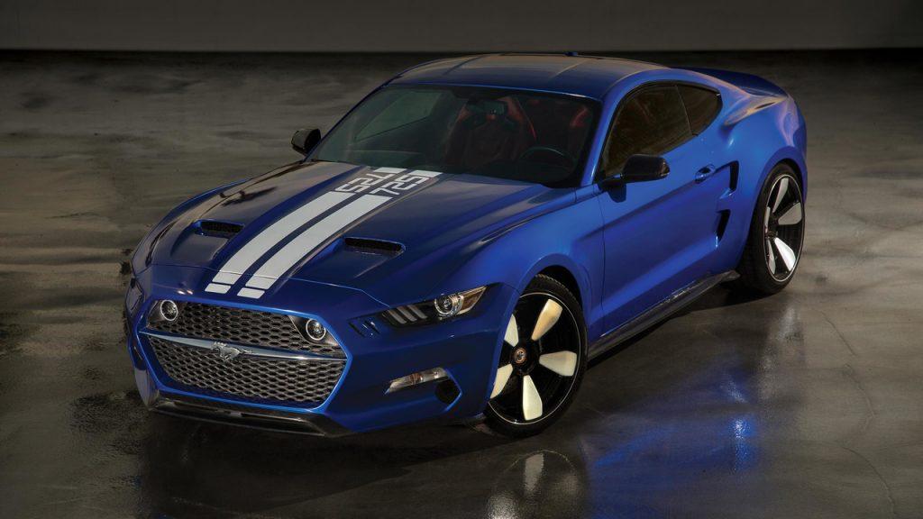 Galpin Rocket Mustang Will Enter Production Via Vlf Automotive