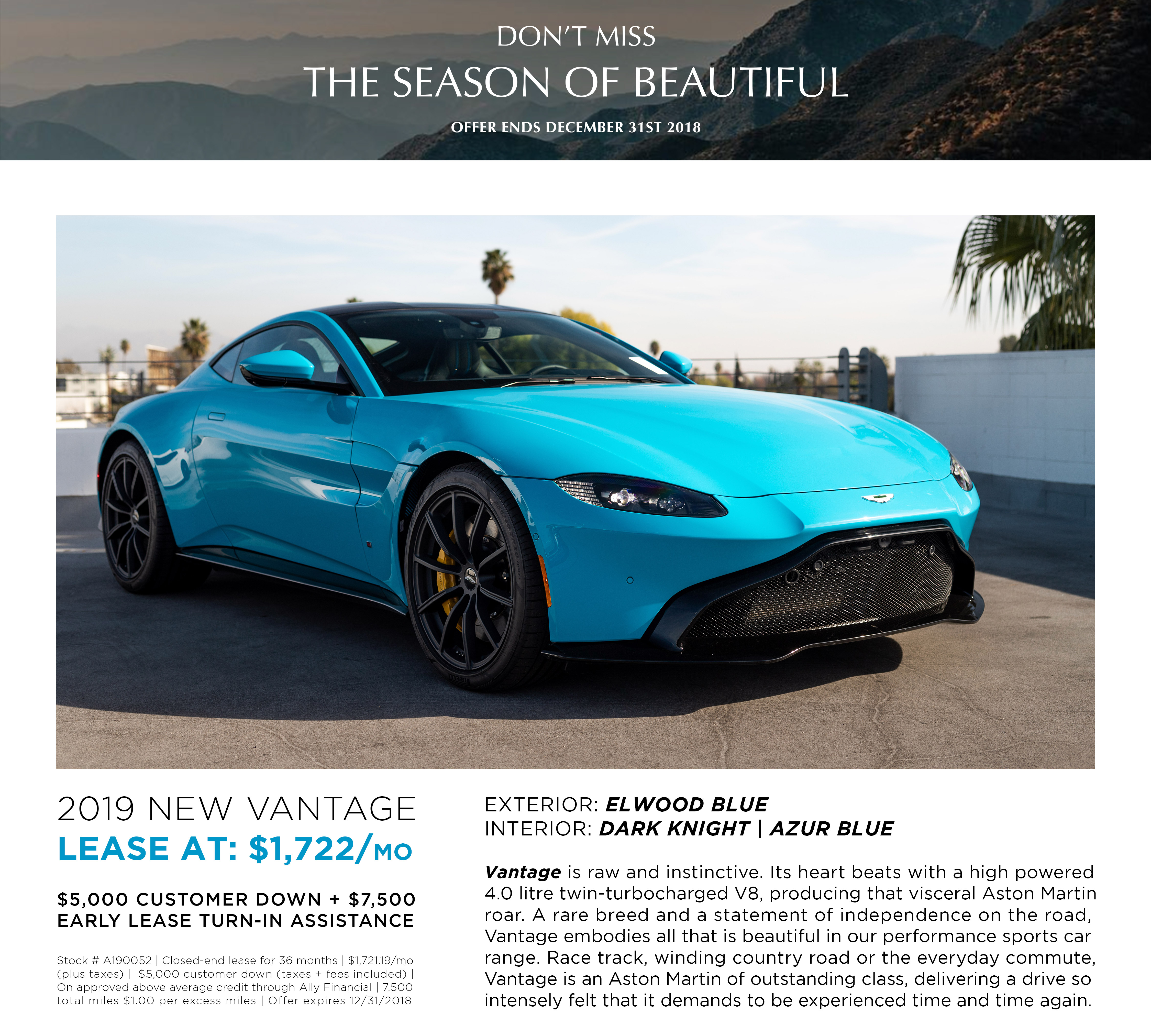 Lease A190052 New Vantage