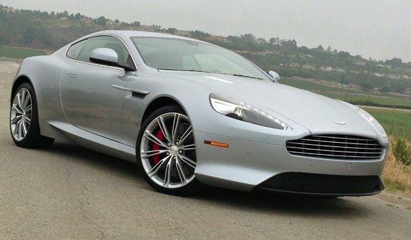 2013 Aston Martin DB9: British beauty, better than ever