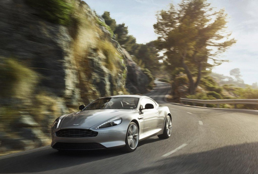 aston martin is revealing details of the timeless new db9