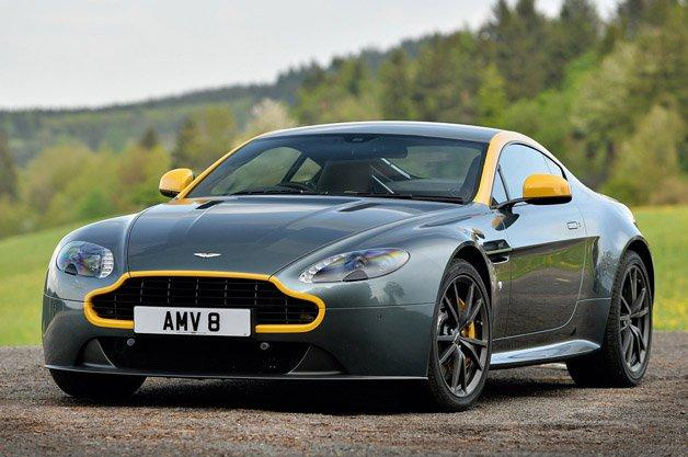 Aston Martin V Vantage GT - Aston martin gt