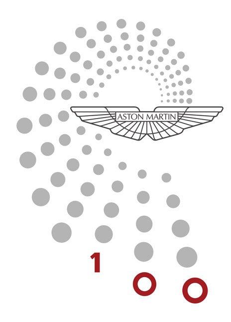 Years Of Aston Martin - Aston martin logo