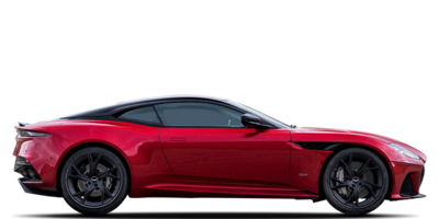 Red Aston Martin DBS Superlegerra