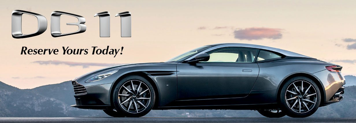 Introducing The AllNew Aston Martin DB - Galpin aston martin inventory