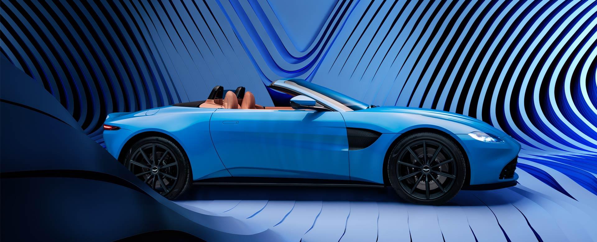 Vantage Roadster at Galpin Aston Martin