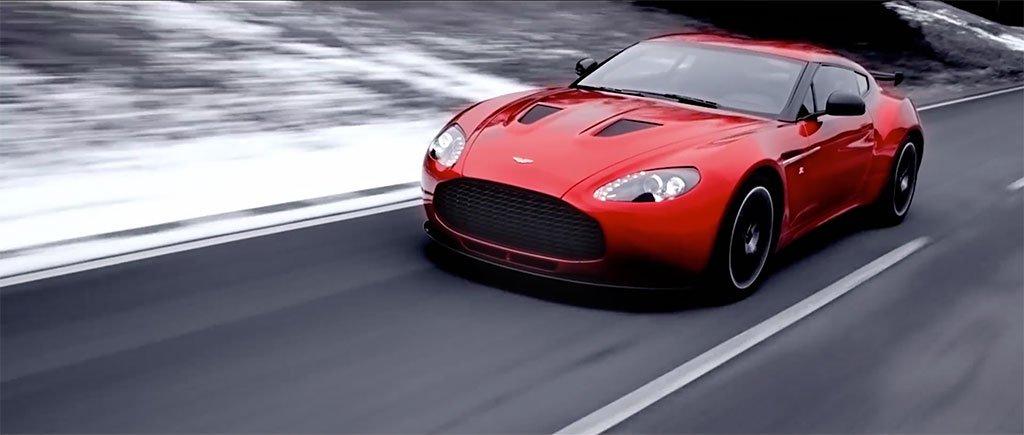 Aston Martin V Zagato - Aston martin v12 zagato
