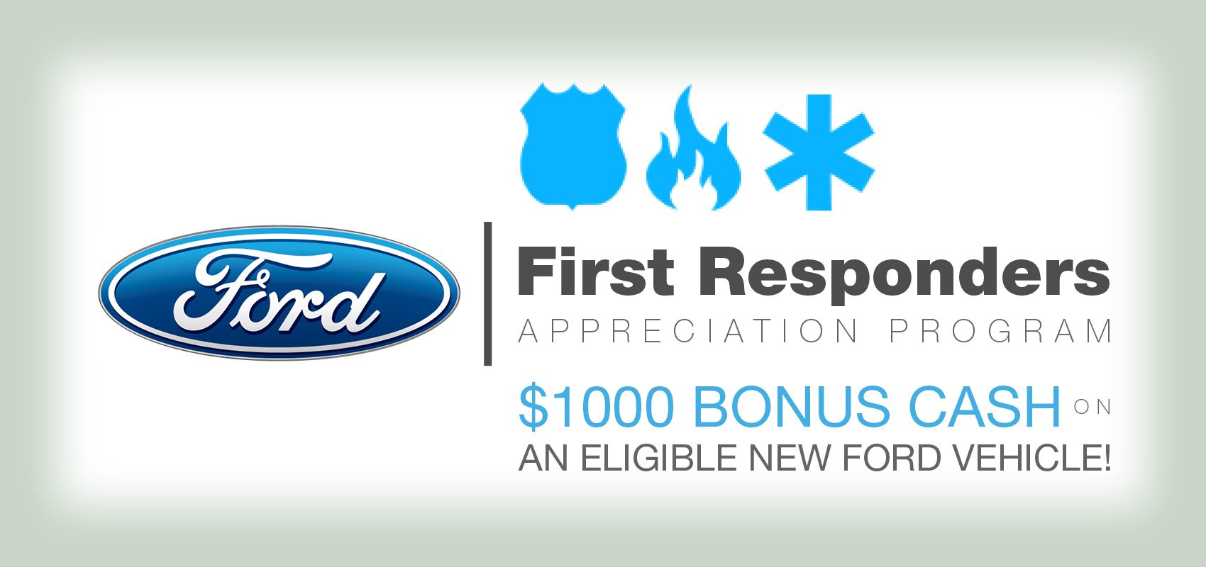 Ford First Responder >> First Responders Discount On New Cars Los Angeles Area Galpin Ford