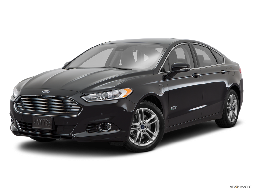 2016 Ford Fusion Near Van Nuys