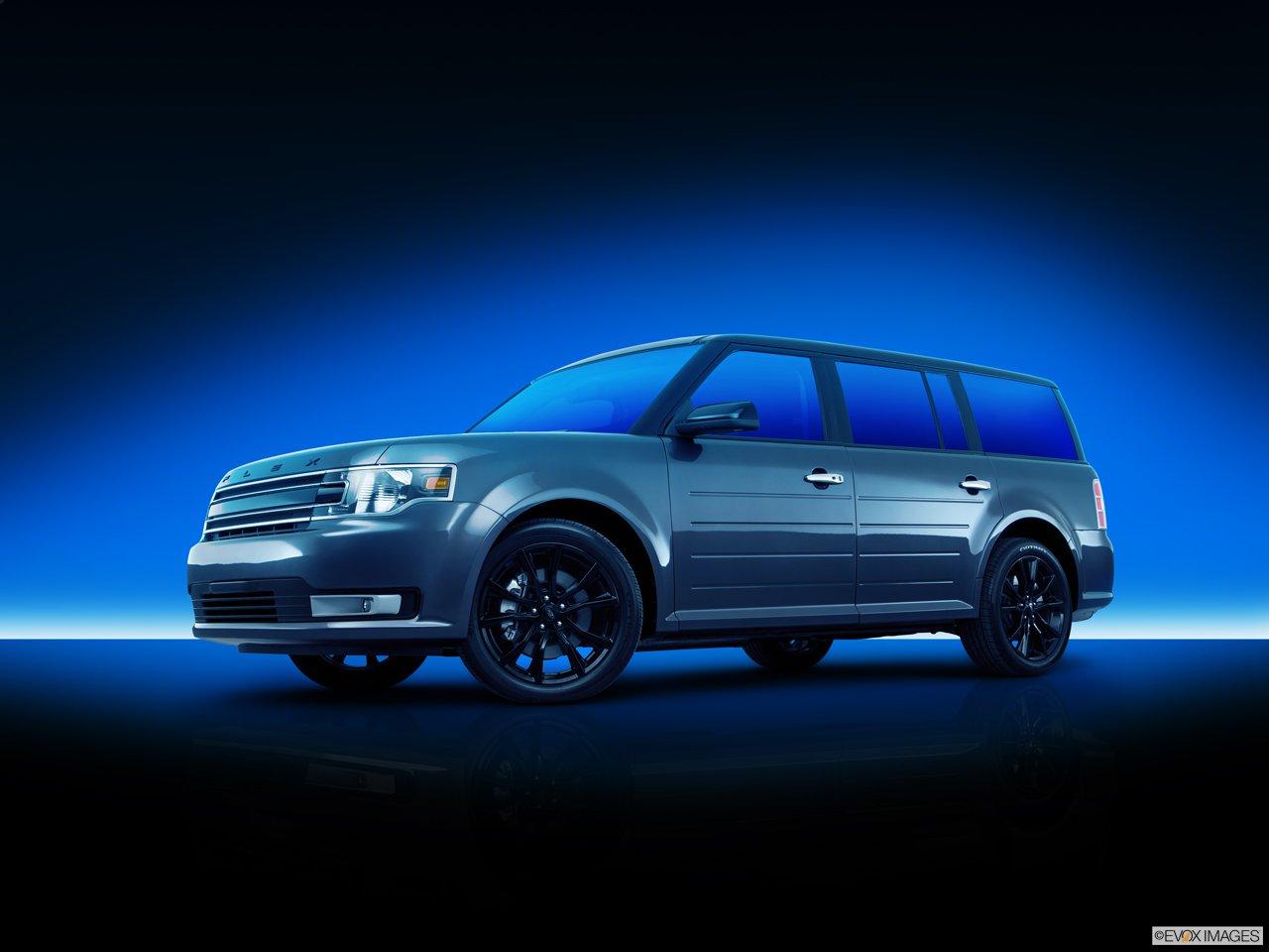 2016 Ford Flex Exterior Overview