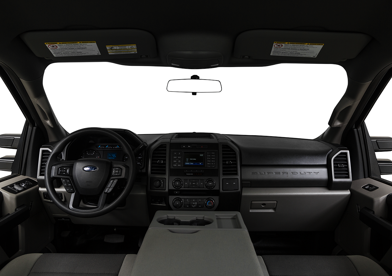 2017 Ford F-350 SD DRW Interior Overview