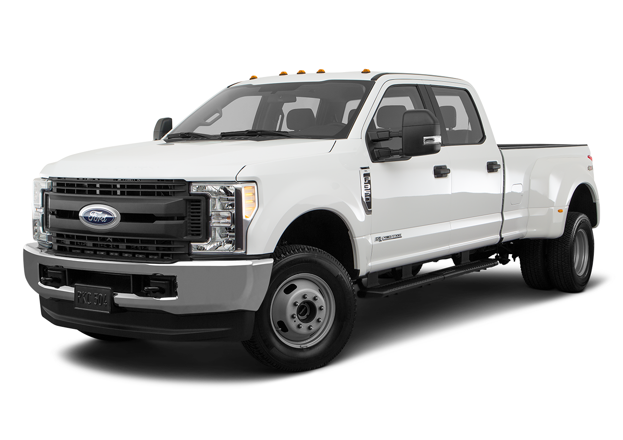 2017 Ford F-350 SD DRW