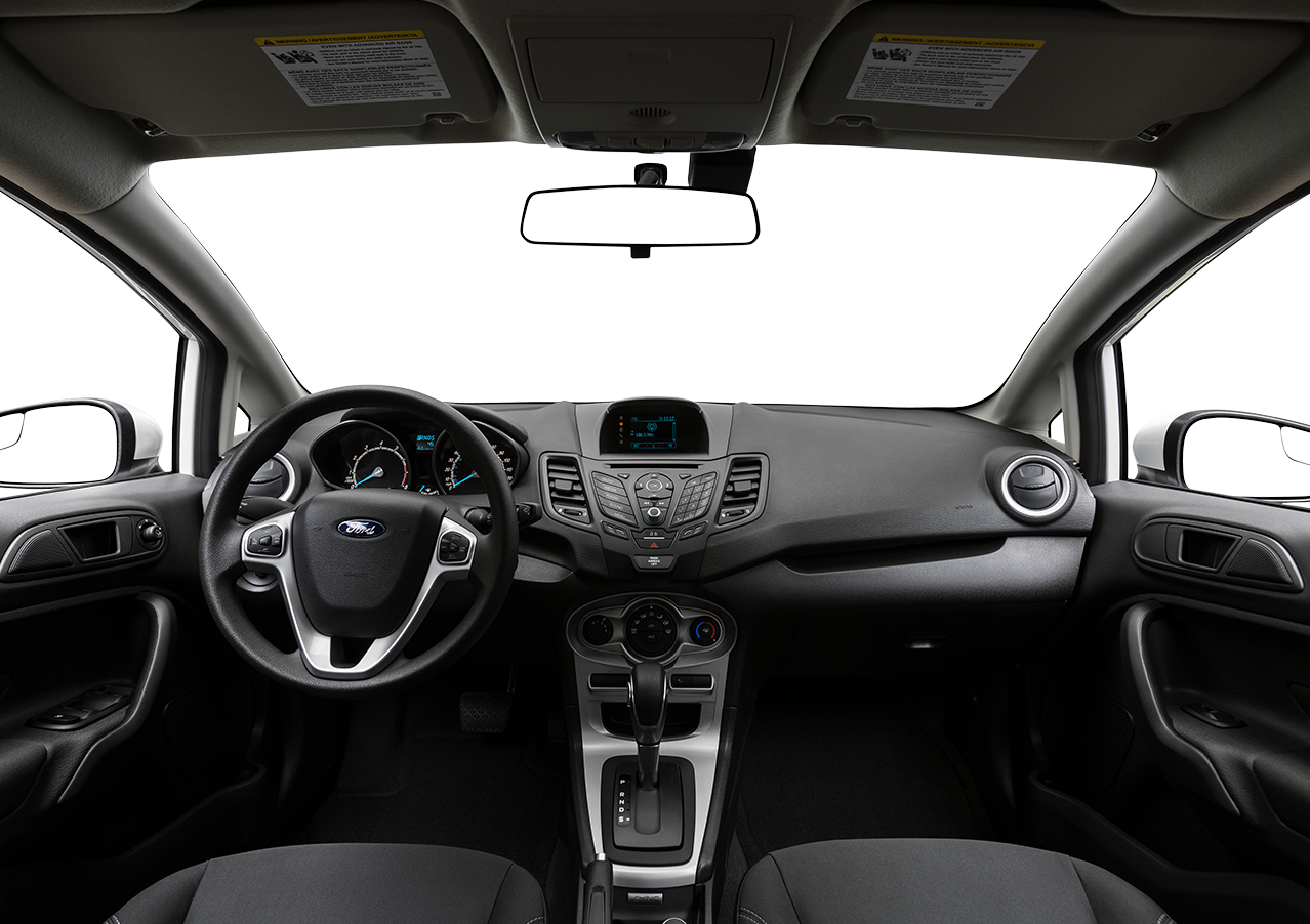 2017 Ford Fiesta Interior Overview