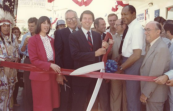 Ribbon Cutting of Future Fuels of America