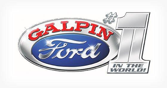 Galpin Logo - #1 Volume Ford Dealer