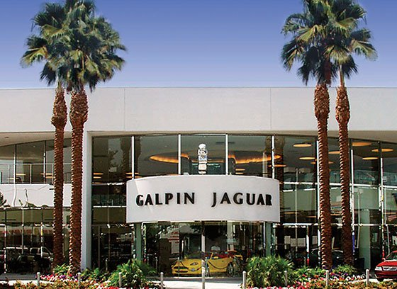 Galpin Premier Collection Showroom