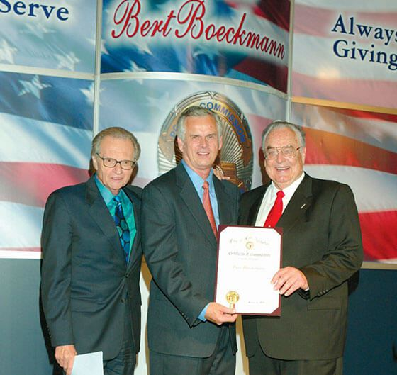Declaration of Bert Boeckmann Day