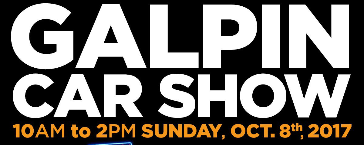 Save The Date Th Annual Galpin Car Show - Galpin ford car show