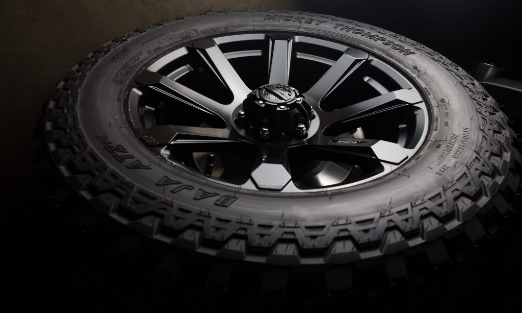 2018 Roush F-150 Off Road Tire
