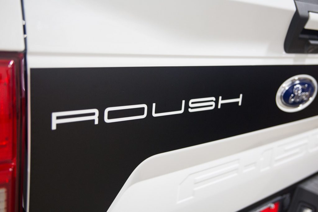 2018 Roush F-150 Off Road Rear Decal