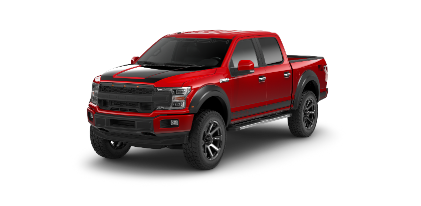 2018 Roush F-150 Off Road Front Angle