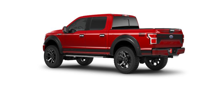 2018 Roush F-150 Off Road Side View
