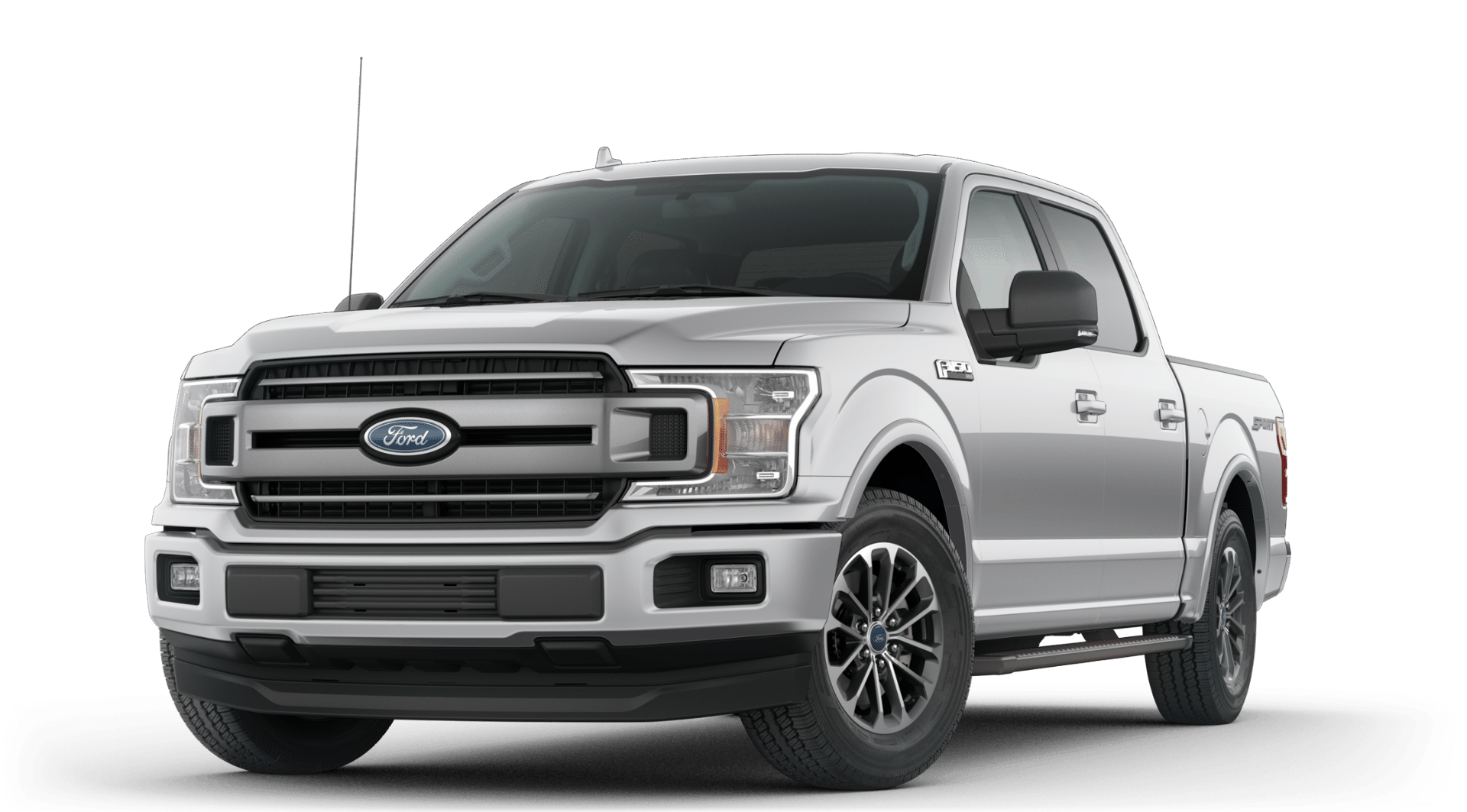 F-150 XLT SuperCrew 4x2