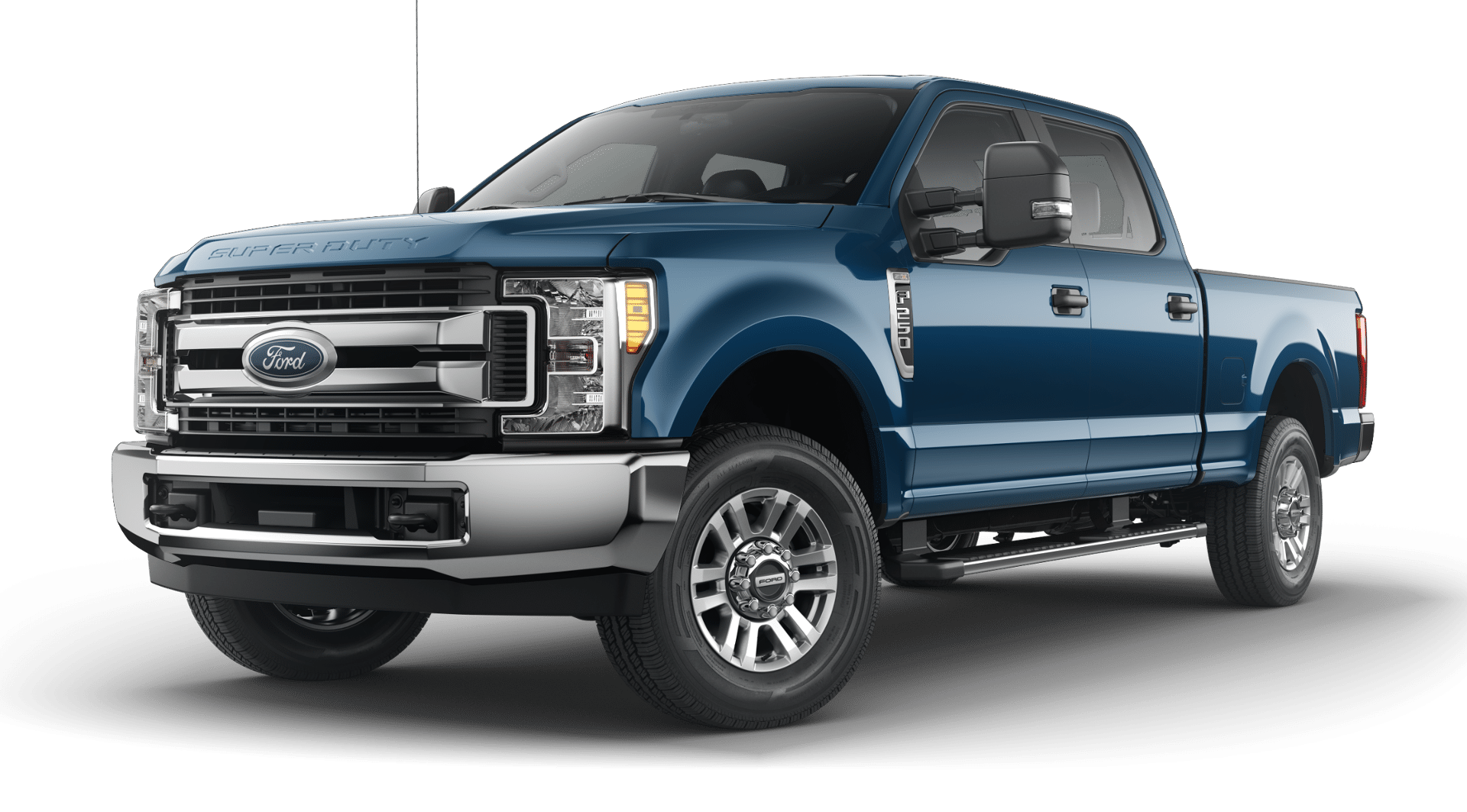 2018 Ford Super Duty F-250 SRW XL/STX