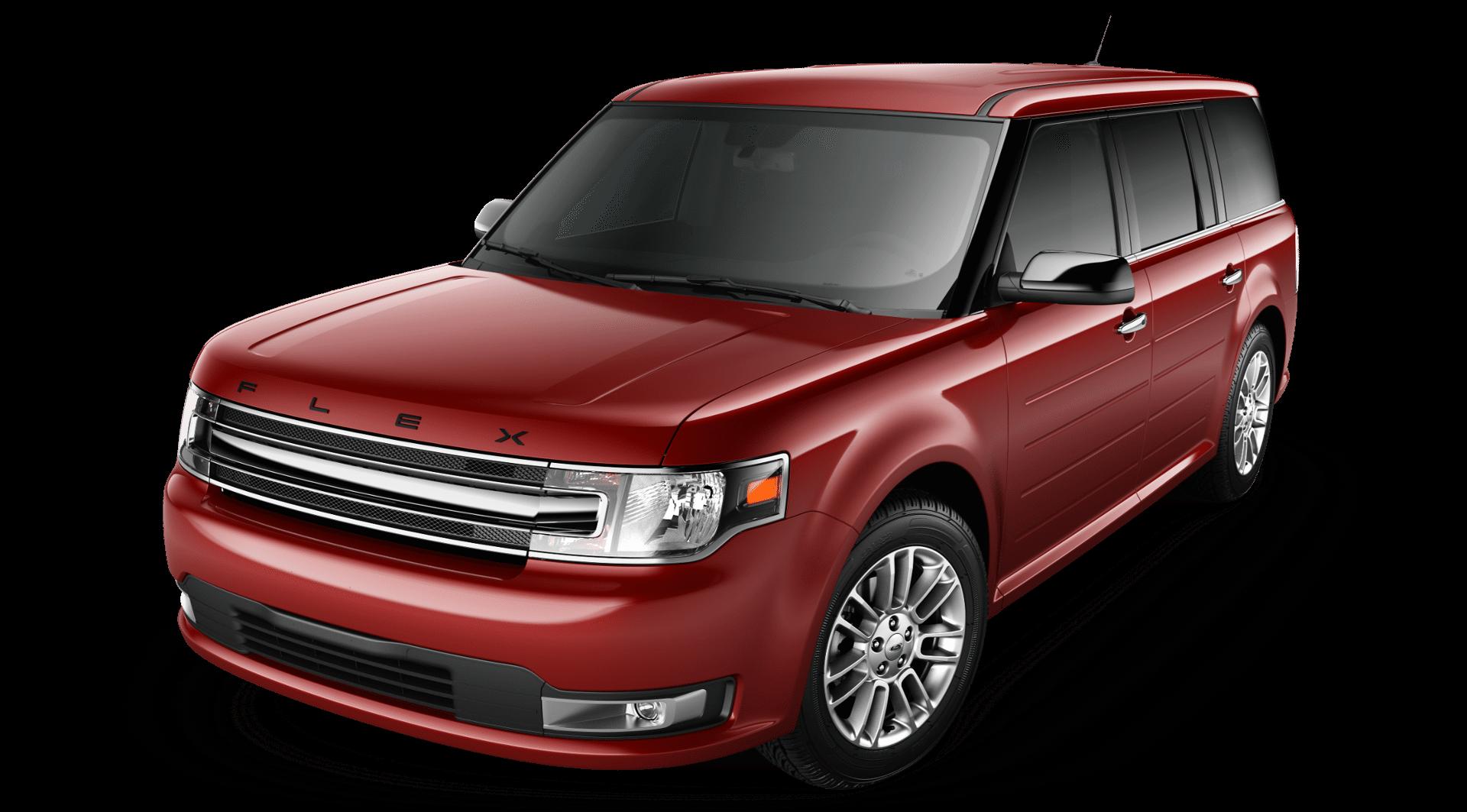 New 2019 Ford Flex SEL