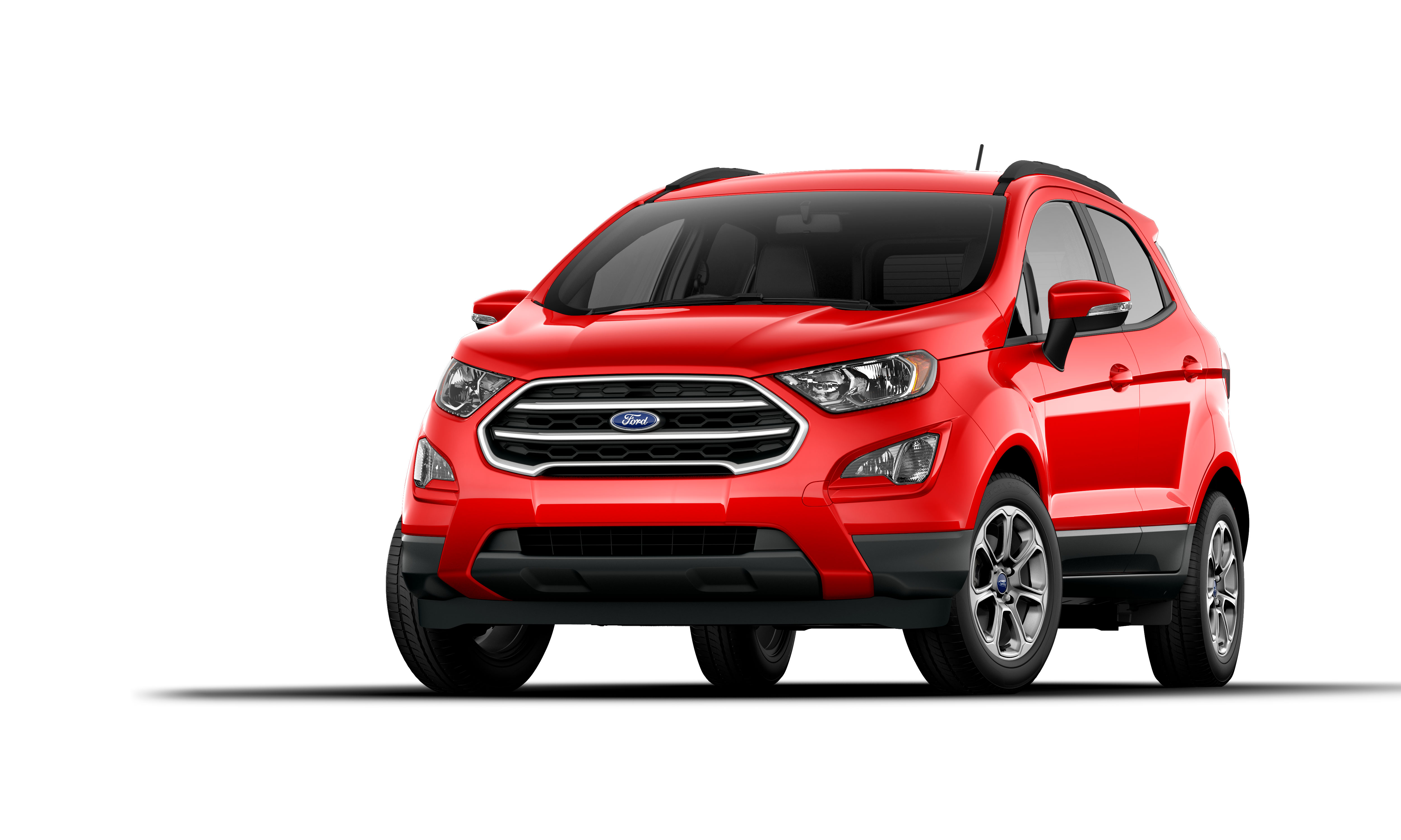 Introducing The All New 2018 Ford EcoSport