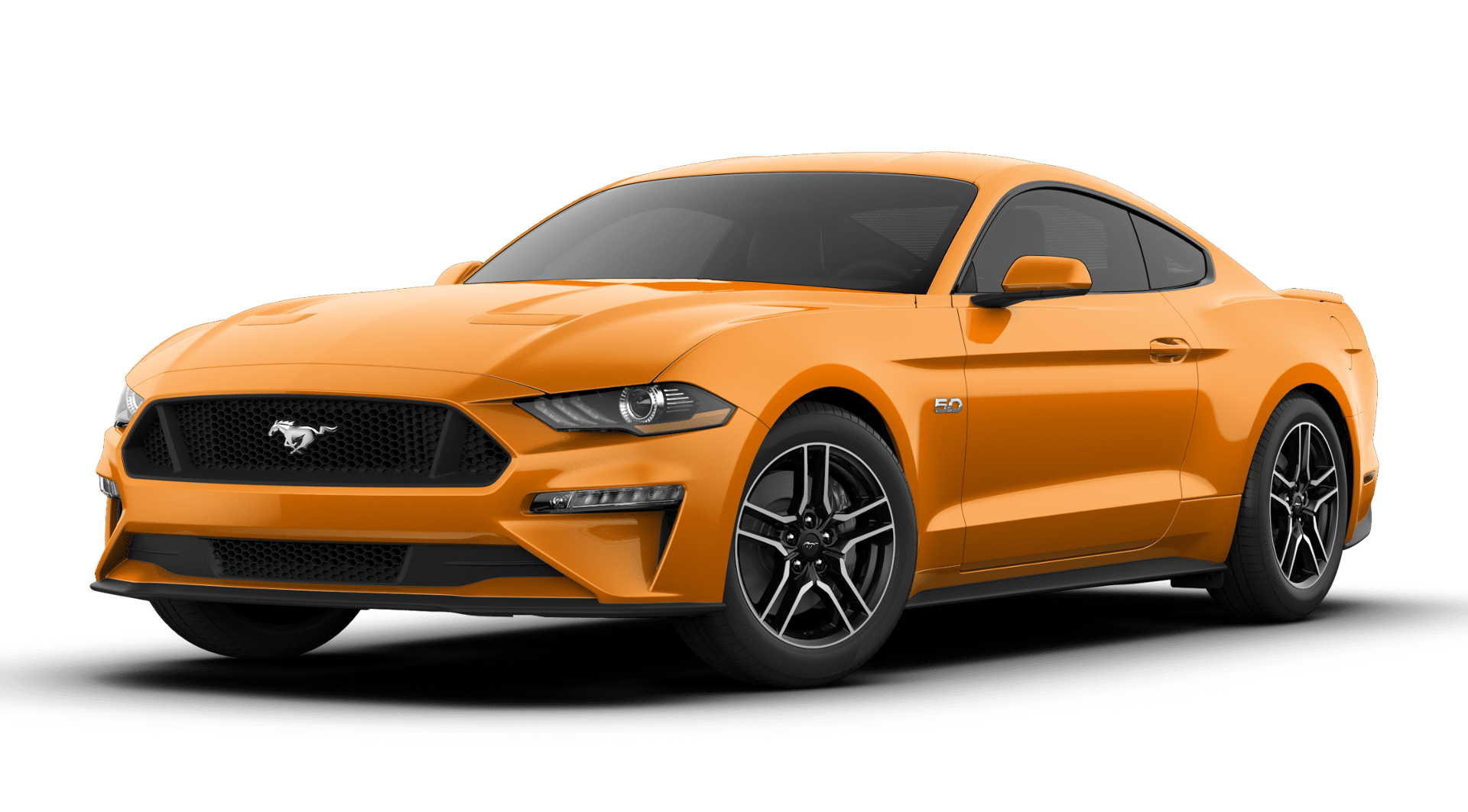 2018 Ford Mustang GT & EcoBoost