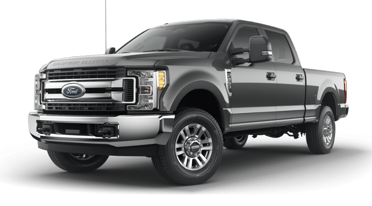 New 2019 Ford Super Duty F-250 SRW XL/STX (Gas & Diesel)