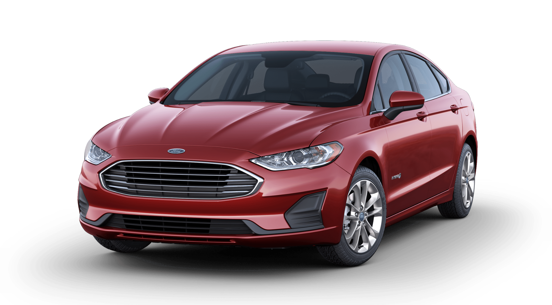 New 2019 Ford Fusion Hybrid 0