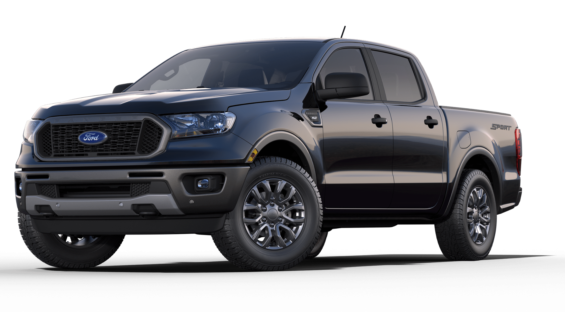 All New 2019 Ford Ranger Xlt Crew Cab