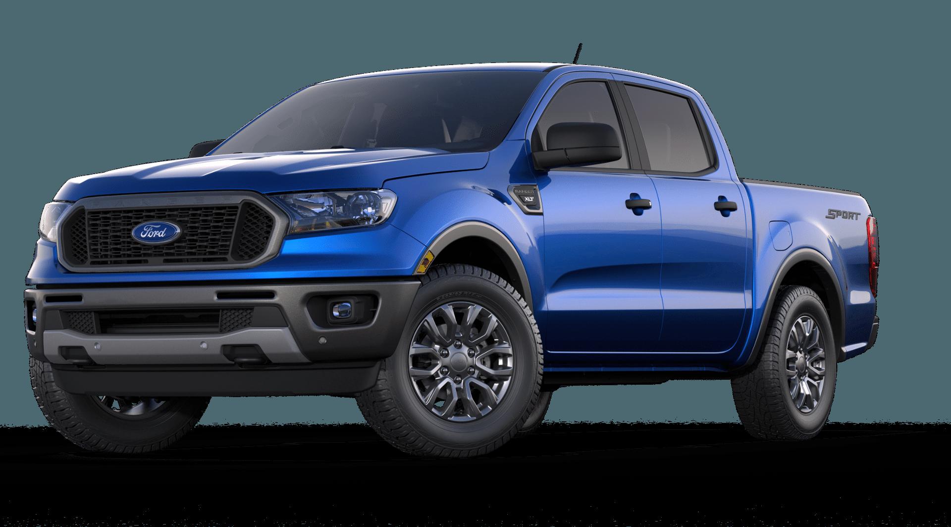 All-New 2019 Ford Ranger XLT Super Crew