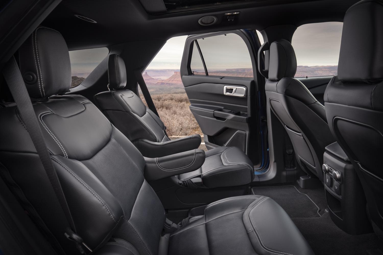 Passenger Seat View