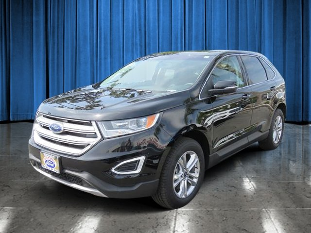 Ford Edge Sel Only  Miles