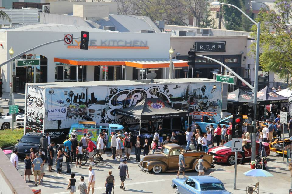 Culver City Honda Service >> George Barris Presents The 11th Annual Cruisin Back To The