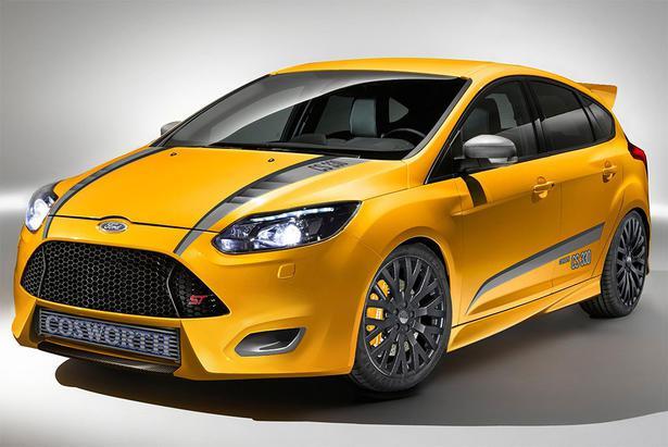 2013 Ford Focus St At 2012 Sema