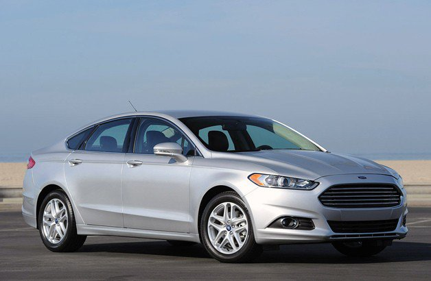 Ford Fusion and Fusion Hybrid nab five-star ratings from NHTSA