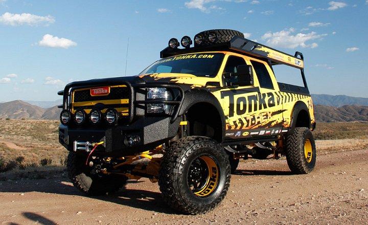 Life Sized Tonka Truck Is Finally A Reality