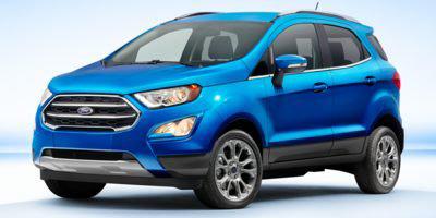 Ford EcoSport Blue