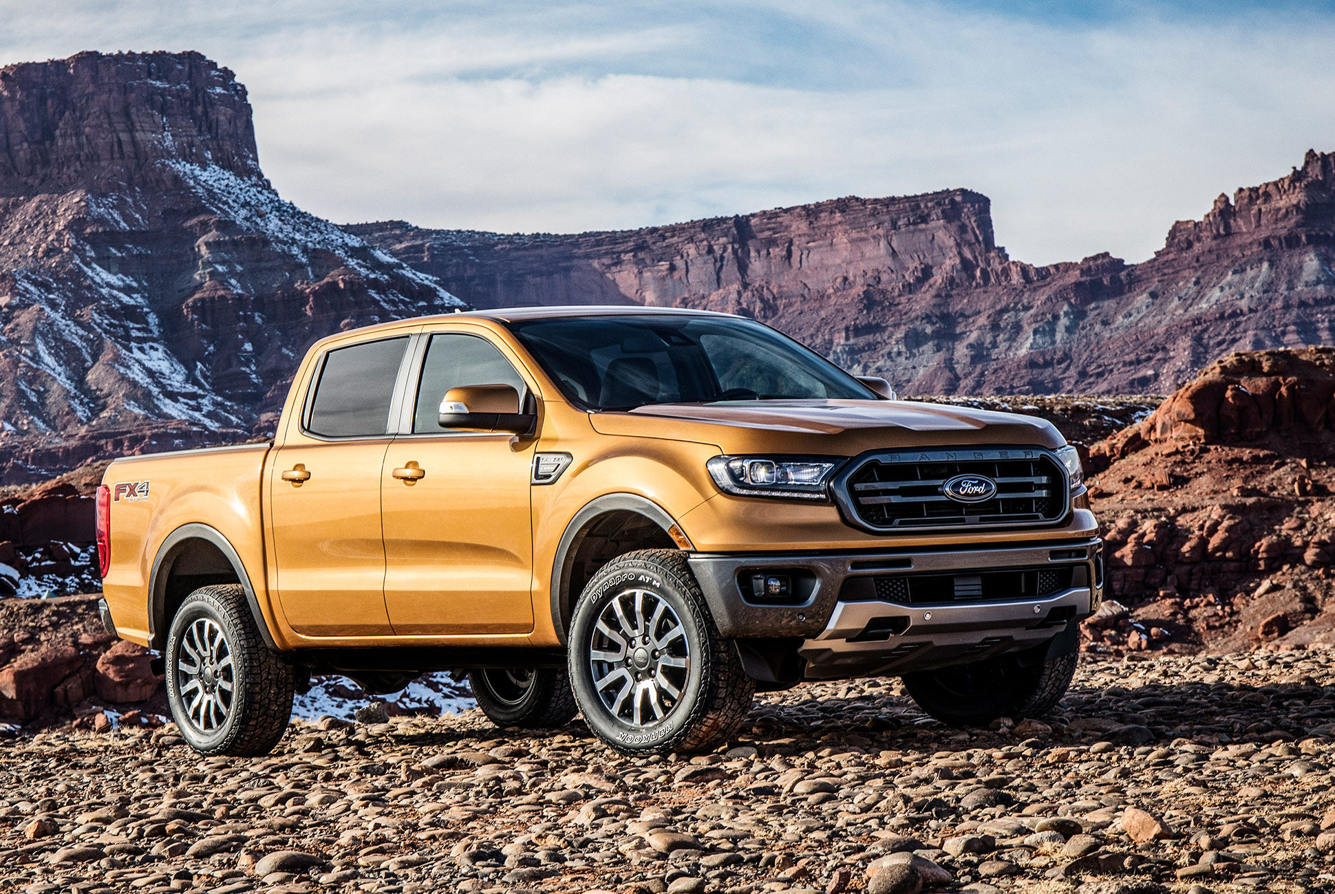 It s Back The 2019 Ford Ranger Announced