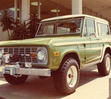 Green-Galpinized-Bronco