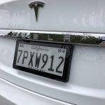 Galpin Motor's R Plate Pro on Tesla