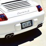 Galpin Motor's R Plate Pro on Carrera S